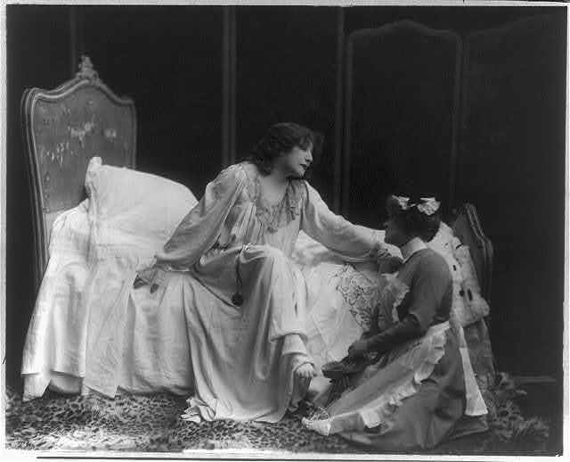Sarah Bernhardt, 1844-1923