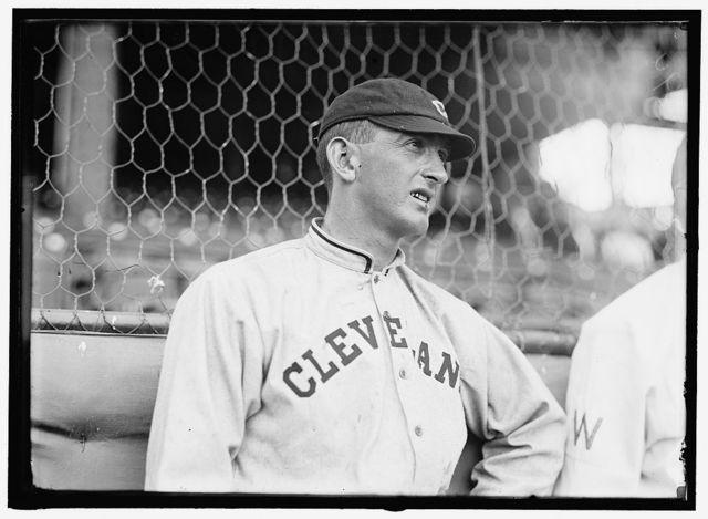 """[""""Shoeless"""" Joe Jackson, Cleveland AL (baseball)]"""
