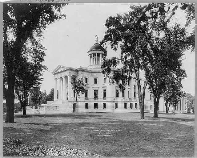 Somerset County Court House, Somerville, N.J.