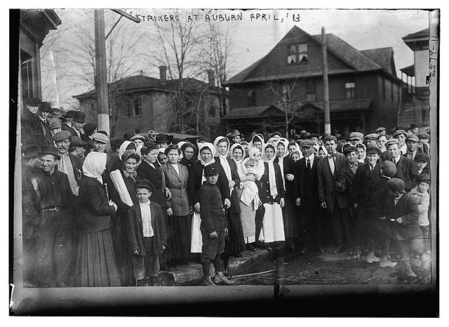 Strikers at Auburn - April '13