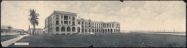 The New Washington Hotel, Colon, Rep. of Panama