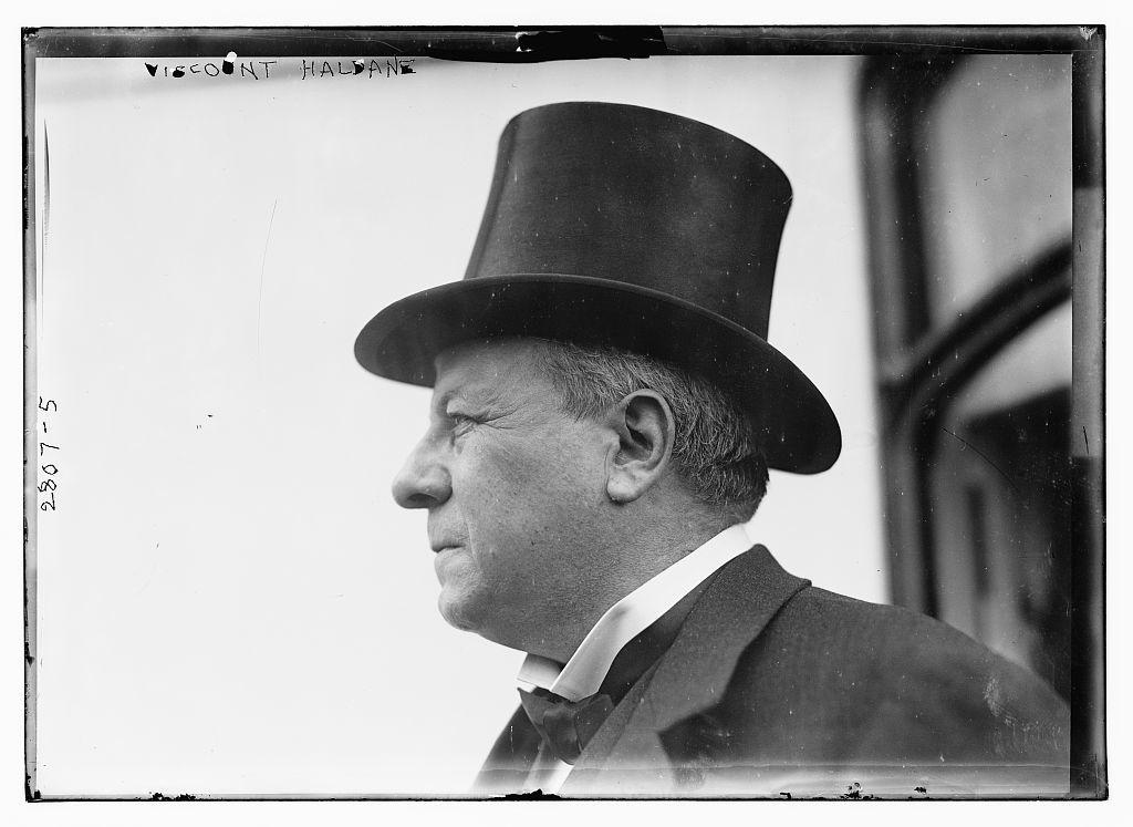 Viscount Haldane
