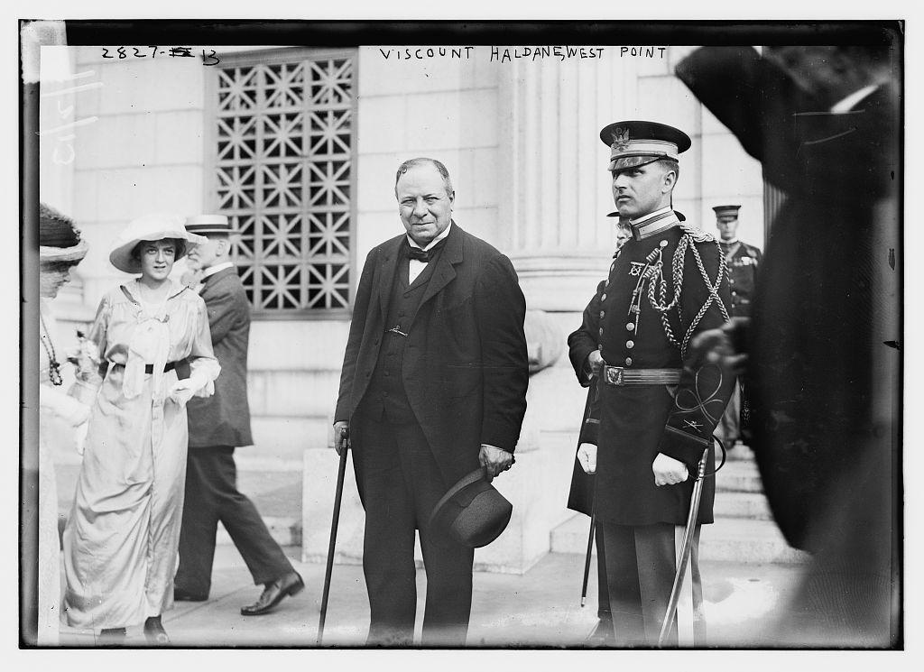 Viscount Haldane - West Point