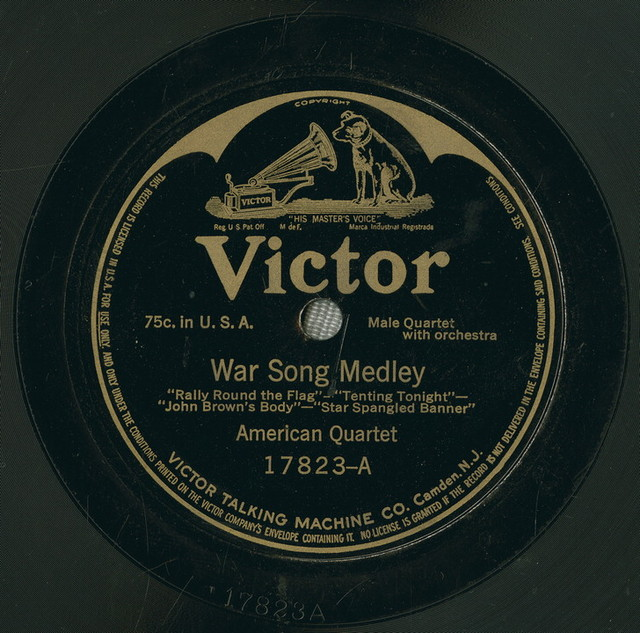 War song medley