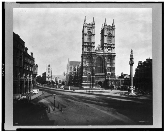 [Westminster Abbey]