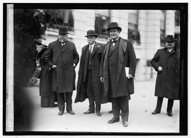 Wm. Jennings Bryan, Mch. 4/1913