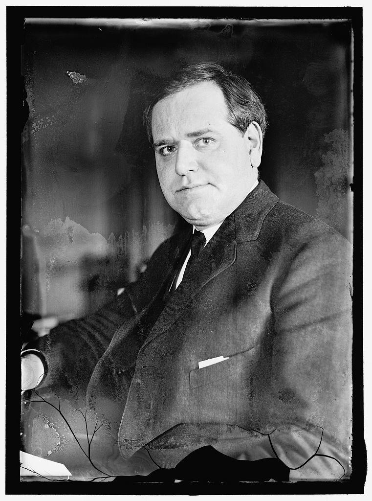 WYVELL, MANTON M. PRIVATE SECRETARY TO SEC. BRYAN, STATE DEPARTMENT