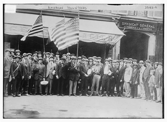 American Volunteers