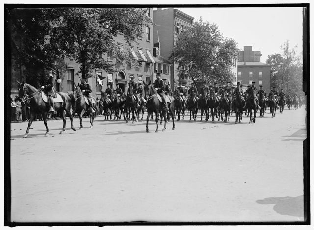 BARRY, JOHN. COMMODORE, U.S.N. HIS STATUE UNVEILED, MAY 16, 1914. EXERCISES, PARADE, ETC.