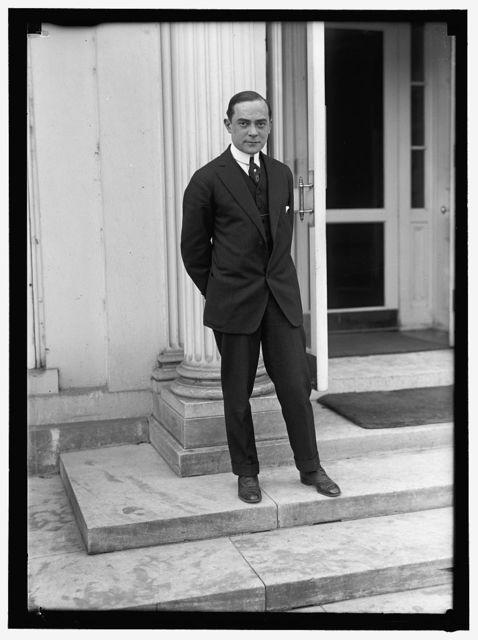 CALLAGHAN, THOMAS J., U.S. SECRET SERVICE