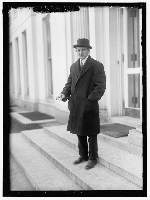 CALLAGHAN, THOMAS J. U.S. SECRET SERVICE