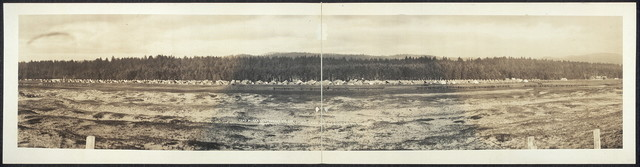 Camp Murray, Gearhart Oregon; Oregon, Idaho National Guard and 21st Infantry