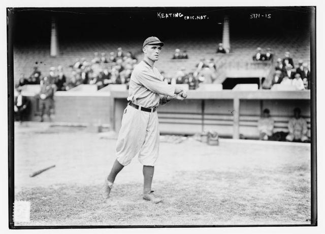 [Chick Keating, Chicago NL (baseball)]