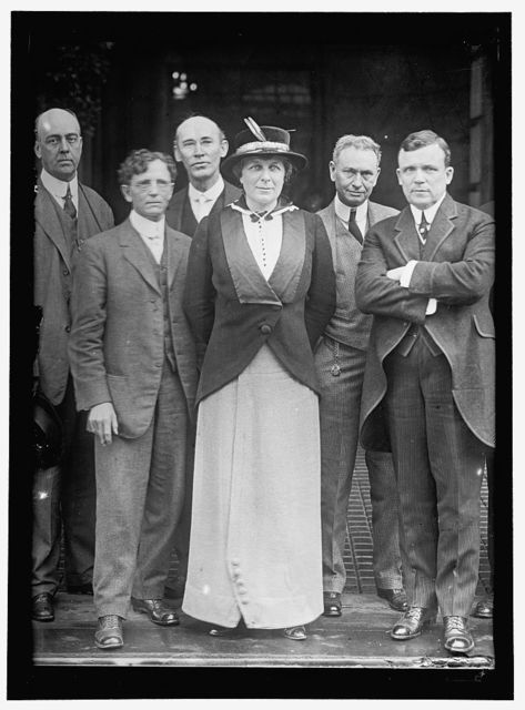 COMMISSION ON INDUSTRIAL RELATIONS: DELANO; COMMONS; GARRETSON; LENNON; F. P. WALSH, CHAIRMAN