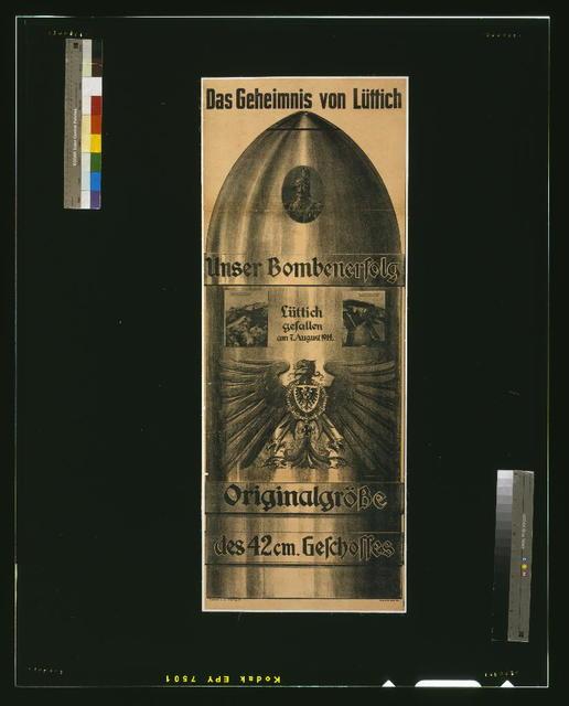 Das Geheimnis von Lüttich