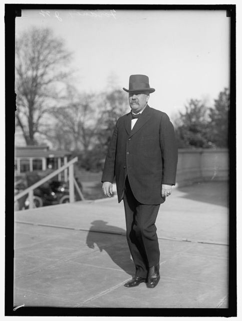 FORDNEY, JOSEPH WARREN. REP. FROM MICHIGAN, 1899-1923