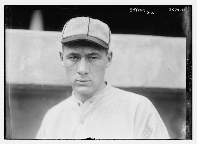 [Frank Snyder, St. Louis NL (baseball)]