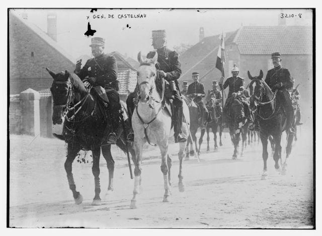 Gen. De Castelnau