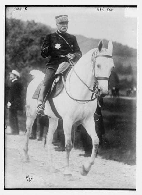 Gen. Pau