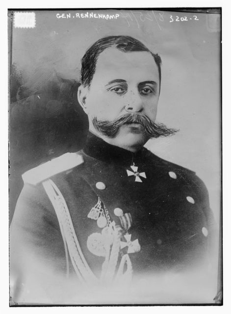 Gen. Rennenkamp