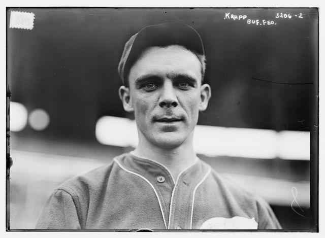 [Gene Krapp, Buffalo Federal League (baseball)]