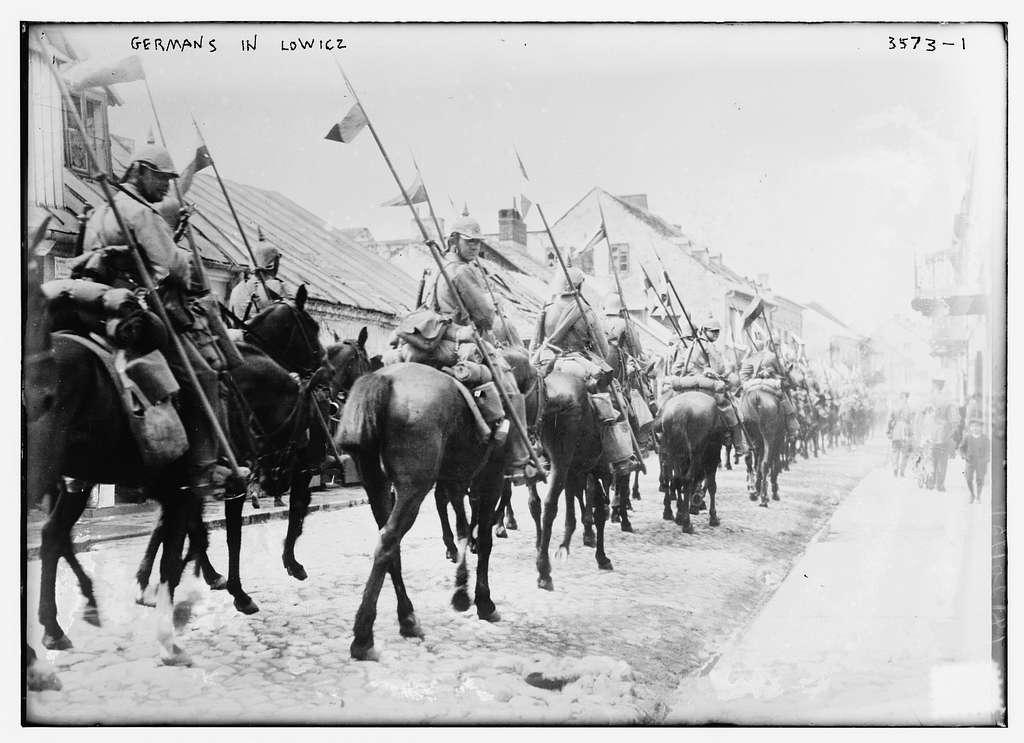 Germans in Lowicz