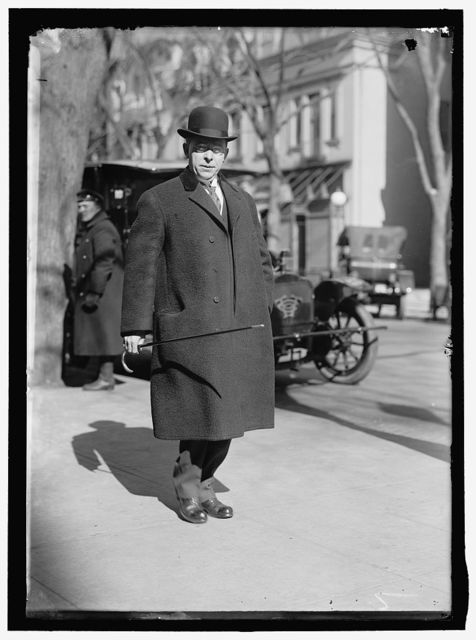 GLYNN, MARTIN H. GOVERNOR OF NEW YORK, 1913-1914