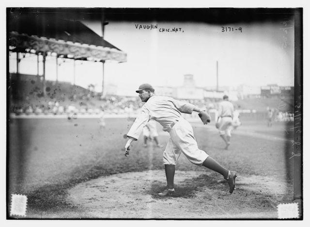 [Hippo Vaughn, Chicago NL (baseball)]