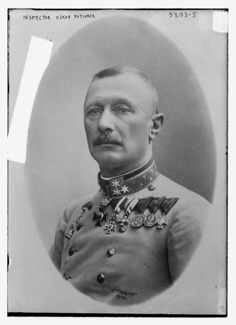 Inspector Oskar Potiorek