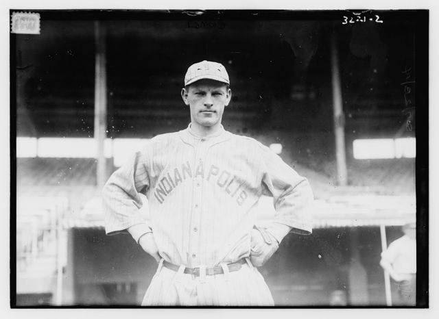 [Jimmy Esmond, Indianapolis Federal League (baseball)]