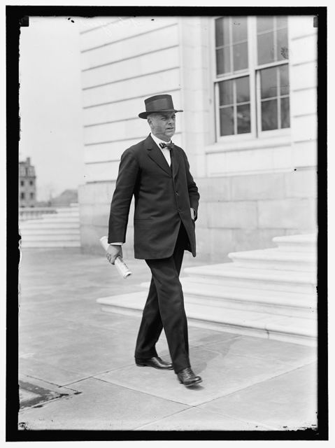 KENYON, WILLIAM SQUIRE. SENATOR FROM IOWA, 1911-1922