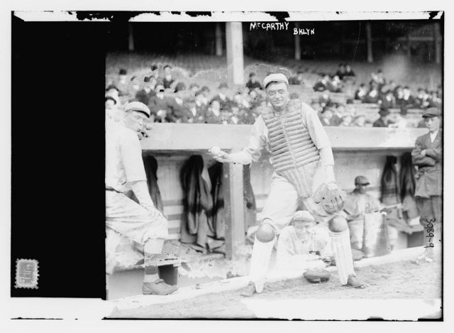 [Lew McCarty, Brooklyn NL (baseball)]