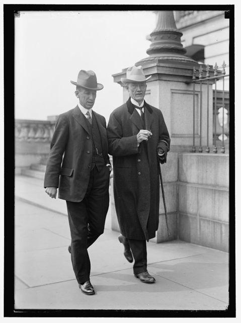 LIND, JOHN. GOVERNOR OF MINNESOTA, 1899-1901; REP., 1903 -