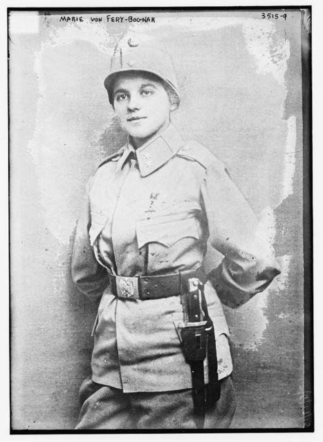 Marie Von Fery-Bognar