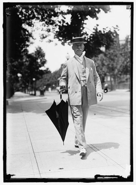 MARYE, GEORGE THOMAS. AMBASSADOR TO RUSSIA, 1914-1916