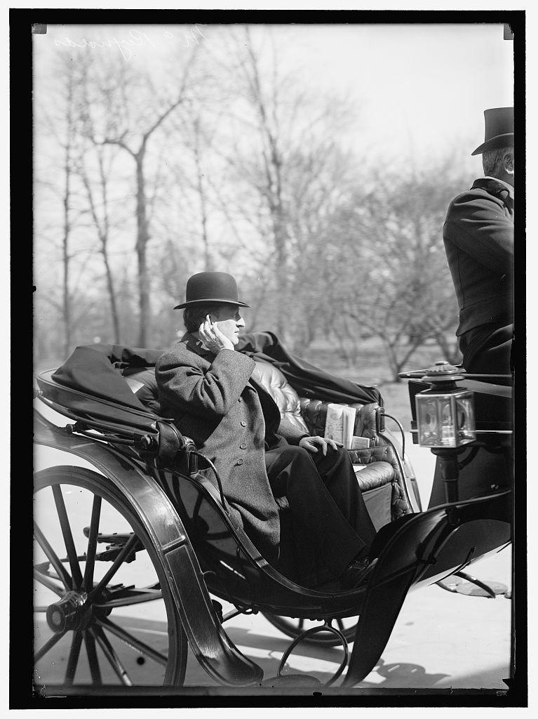 McREYNOLDS, JAMES CLARK. ATTORNEY GENERAL OF U.S., 1913-1914; ASSOCIATE JUSTICE, U.S. SUPREME COURT, 1914 -