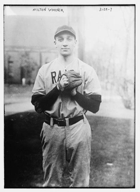 [Milton Warner, P, Rayen High School, Youngstown, Ohio (baseball)]