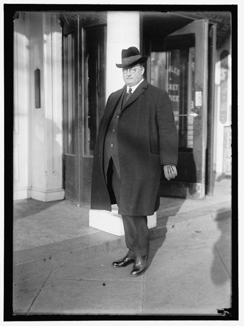 MOONEY, DANIEL F. U.S. MINISTER TO PARAGUAY