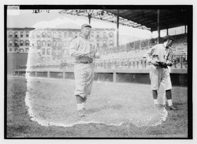 [Mordecai Brown, St. Louis Federal League (baseball)]