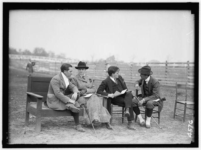 NATIONAL BEAGLE CLUB OF AMERICA. G. MIFFLIN WHARTON; MRS. G. GORDON MASSEY; J.C. COOLEY; G. GORDON MASSEY