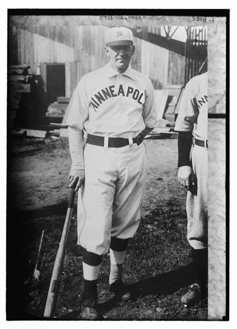 [Otis Clymer, Minneapolis Millers (baseball)]