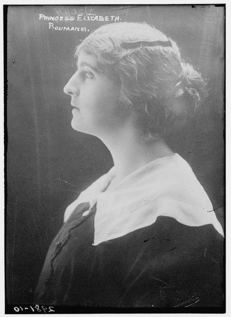 Princess Elisabeth, Roumania