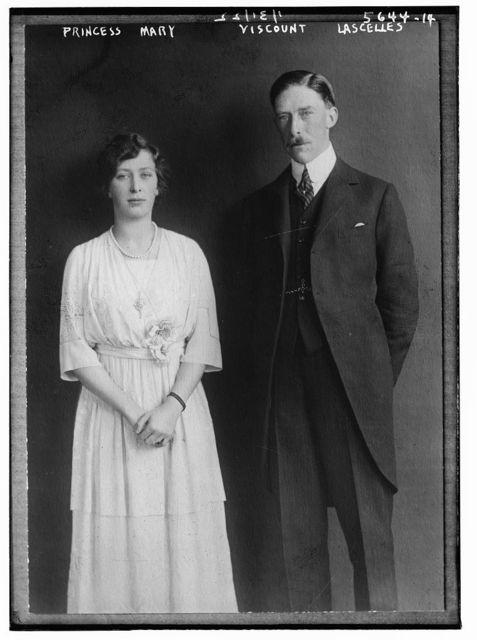 Princess Mary, Viscount Lascelles