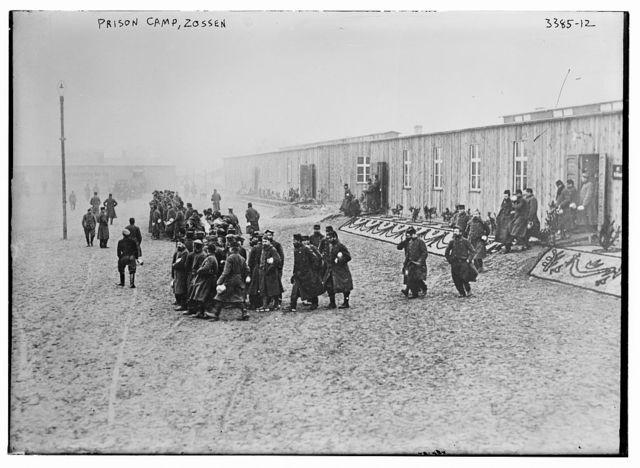 Prison camp, Zossen
