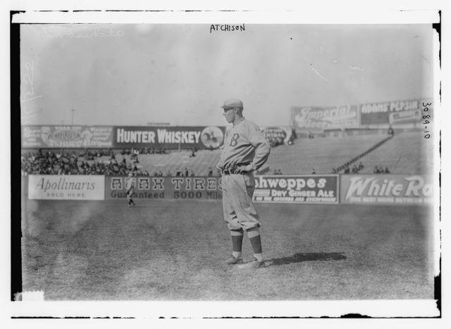 [Raleigh Aitchison, Brooklyn NL (baseball)]