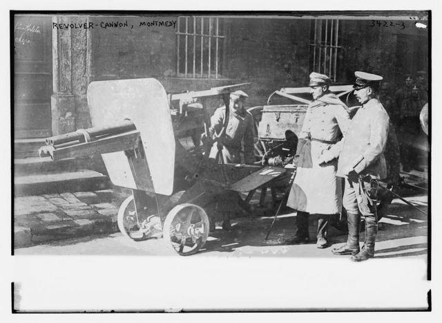Revolver - Cannon, Montmedy