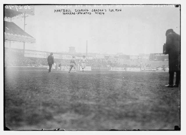 [Roy Hartzell, New York AL (baseball)]