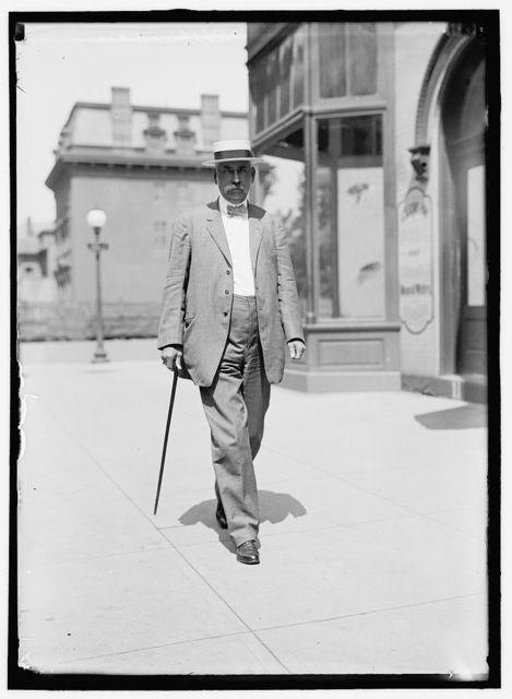SILLIMAN, JOHN REID. U.S. CONSUL TO MEXICO, 1915-