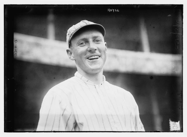 [Steve Royce, Hamilton College pitcher who worked out with NY Giants in 1914 (baseball)]