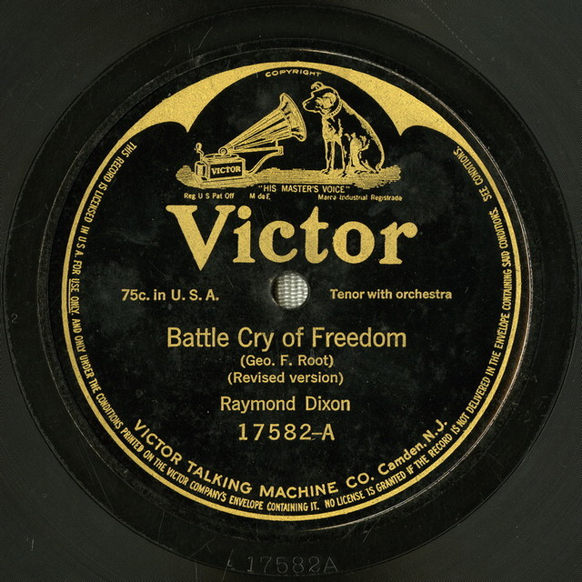 The battle cry of freedom